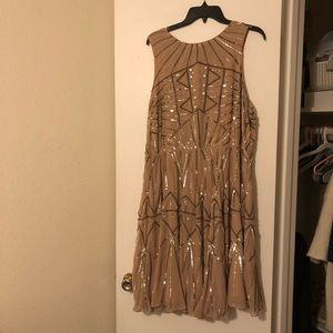 ASOS short formal dress